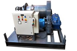 2 Ton Power Winch Machine