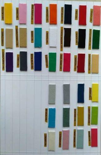 65fadcadfa1 Plain Cotton Single Jersey Fabric, GSM: 150-200, For Garments, Rs ...