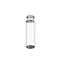 20ml Clear Glass Round Bottom Vial