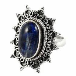 Kyanite 925 Sterling Silver Rings