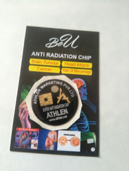 Anti Radiation Chip And Patch