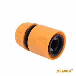 Klaxon Plastic Garden Hose Connector