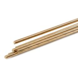 Low Fuming Brazing Rod