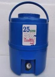 Super 25 Insulated Plastic Water Jug
