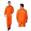 Bharat Garment Men Industrial Worker Uniform, Size: 38 To 44 Cm