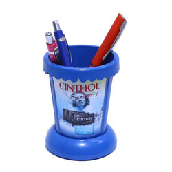 Cinthol Cup Revolving Pen Holder