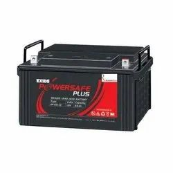 Black Exide Lead Acid Batteries, Battery Capacity: 100ah, 12V