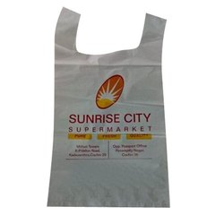 Polyethylene Carry Bag, Packaging Type: Packet