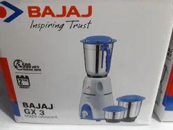 Bajaj Gx3 Mixer Grinder