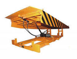 Hydraulic Dock Leveler, Make Josts