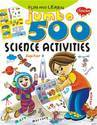 Fun And Learn Jumbo 500 Science Activities Book