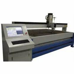 CNC Laser Cutting Machine Fiber CNC Waterjet Cutting Service, in Pan India, Process enquipment