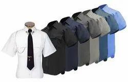 Multicolor Plain Uniform Shirt