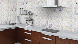 impression Klml Kitchen wall tile, For Kithen, Thickness: 8 - 10 mm
