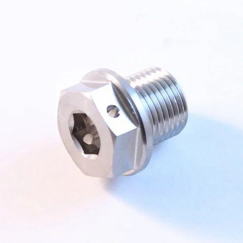 Titanium Butt Plug