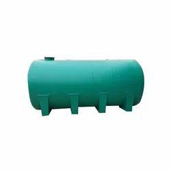 Horizontal FRP Storage Tank