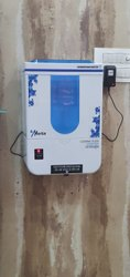 Contact Less Hand Sanitizer Machine