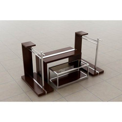 Nest Table And Hanging Gondola Unit
