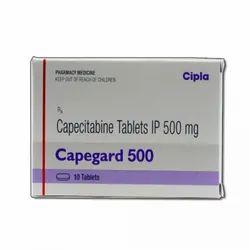 Capecitabine 500mg Tablets