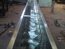 Screw Belt Conveyor