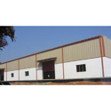 Prefabricated Color Coated Factory Shed