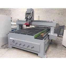 2 kW CNC Wood Carving Machine, Voltage: 380 V