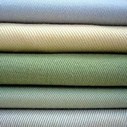 Plain Dyed Twill Suit Fabric for Suit