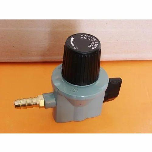 Grey High Pressure Regulator TVL High Pressure Gas Regulator