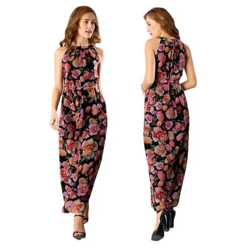 Floor Length Western Dresses