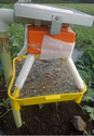 Single Stand Economy Model Solar UV LED Insect Trap
