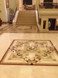Italian Imported Marble Flooring Service