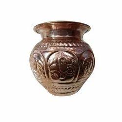 1.5 Liter Copper Lota