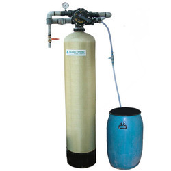 Softener Water Plant