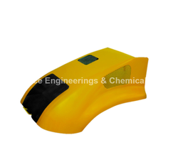 Engine Hood for Vibratory Compactor