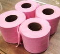 Tissue Toilet Paper Rolls 2 Ply