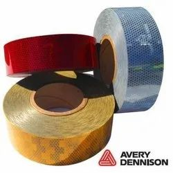 AVERY DENNISON RETRO REFLECTIVE TAPE