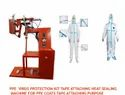 PPE Tape Attaching cold Air Sealing Machine