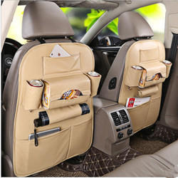 Eco-Leather Back Seat