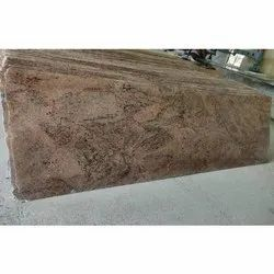 Polished Countertop Granite Slab, Thickness: 15-20 mm