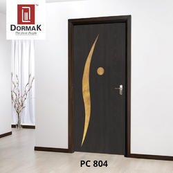 PC-804 Designer Waterproof Wooden Door