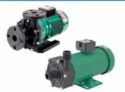 Magnetic drive sealless pumps