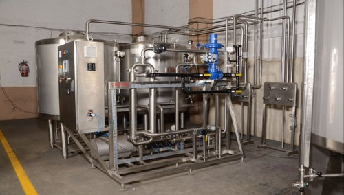 CIP System - Two Tank CIP System Manufacturer from Pune