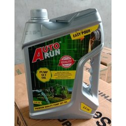 Auto Run Pump Set Oil