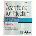 Azacitadine (myaza), Packaging Type: Pack, 100 Mg/vial