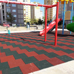 EPDM Rubber Playground Floor