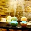Egg Humidifier with Colorful Night Light