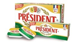 President Chilled Condition Butter Chiplets, Packaging Type: Carton, Quantity Per Pack: 5 Kg Pack