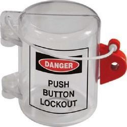 Cocoon Oversize Push Button Lockout