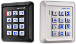 Mantra Standalone Keypad Access Control Machine