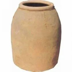 Brown Clay Pot